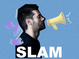 Affiche du spectacle Ateliers SLAM