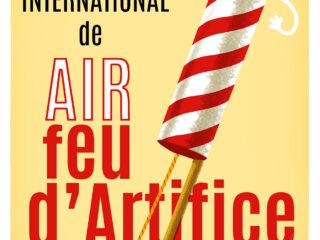 Affiche du spectacle Annulé – 4ème Concours International de Air feu d'Artifice