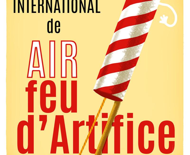 Annulé – 4ème Concours International de Air feu d'Artifice