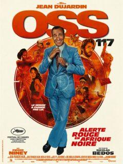 Affiche du film OSS 117 Alerte rouge en Afrique noire