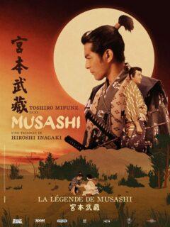 Affiche du film La voie de la lumière – Musashi 3/3