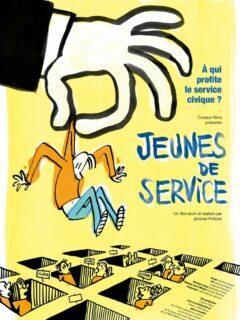 Affiche du film Jeunes de service