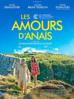 Affiche du film Les Amours d'Anaïs