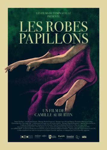 Les Robes Papillons (séance 4 du FAANA)