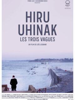 Affiche du film Hiru Uhinak (film 2/2 séance 1 du FAANA)
