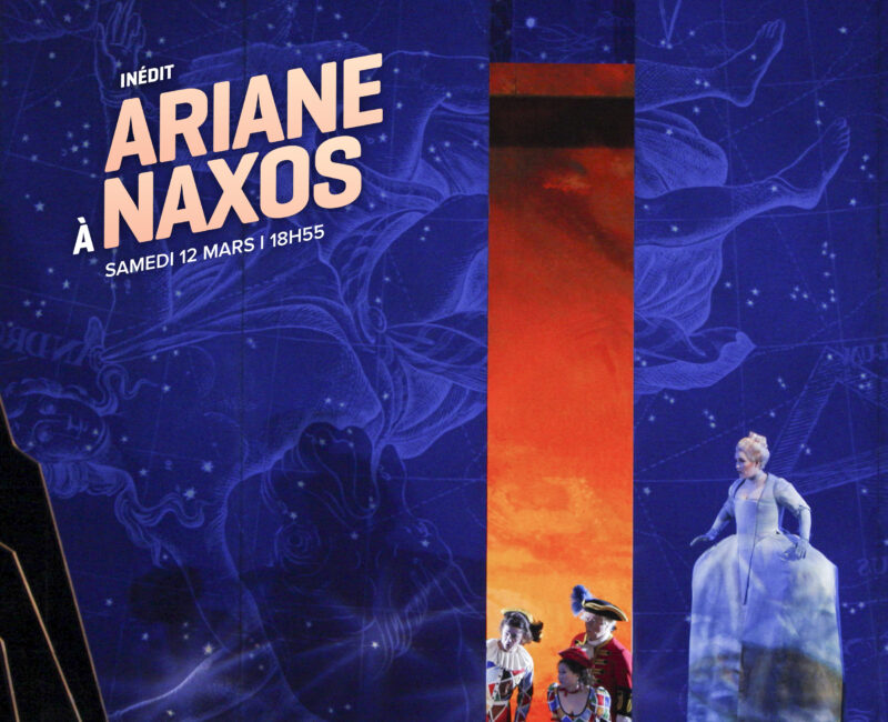 Ariane à Naxos (en direct de New York)