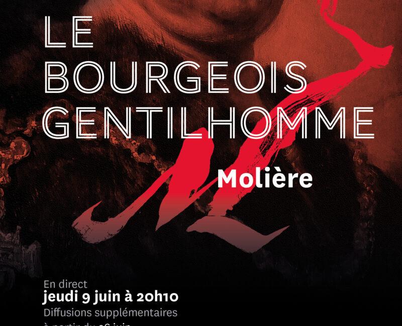 Le Bourgeois gentilhomme (en direct)