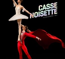 Affiche du spectacle Casse-Noisette