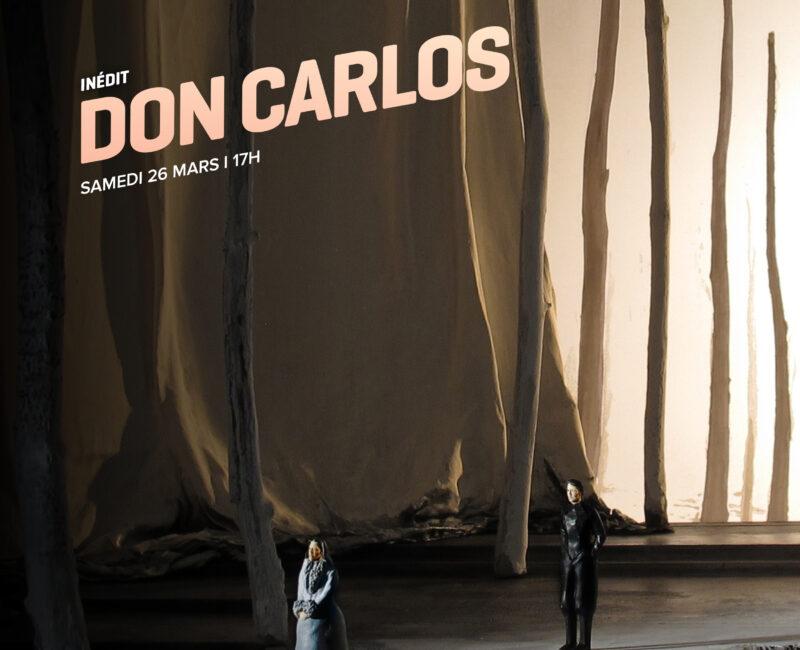 Don Carlos (en direct de New York)