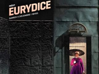 Affiche du spectacle Eurydice (en direct de New York)