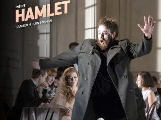 Affiche du spectacle Hamlet (en direct de New York)