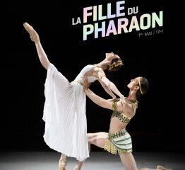 Affiche du spectacle La fille du pharaon (en direct de Moscou)