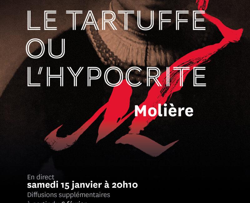 Tartuffe (en direct)