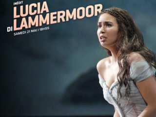 Affiche du spectacle Lucia Di Lammermoor (en direct de New York)