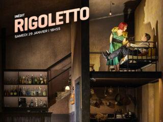 Affiche du spectacle Rigoletto (en direct de New York)