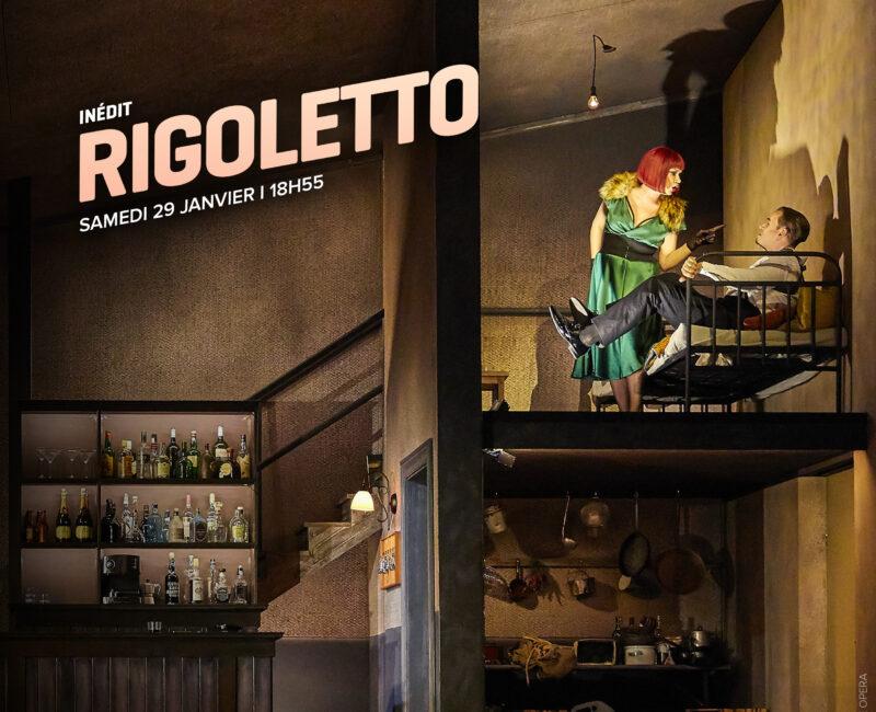 Rigoletto (en direct de New York)