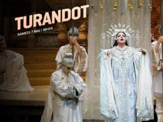Affiche du spectacle Turandot (en direct de New York)