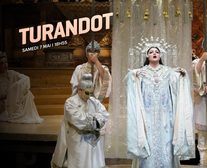 Turandot (en direct de New York)